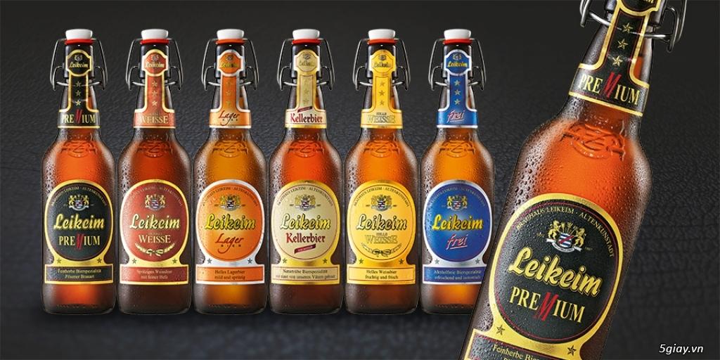 Bia Đức - niềm tự hào của người dân Đức