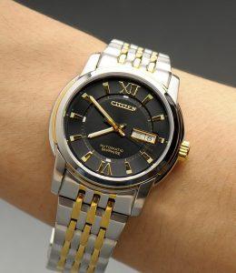 Chỉ với giá 2 triệu đồng bạn có thể sở hữu đồng hồ thương hiệu Citizen