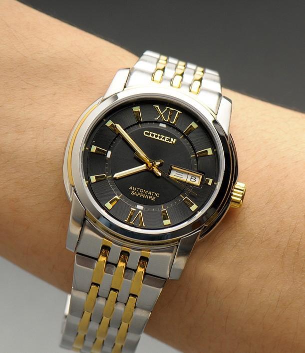 Sở hữu đồng hồ Citizen chỉ với giá 2 triệu đồng