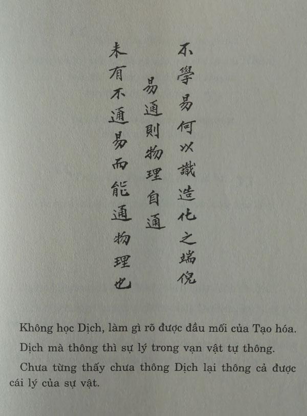 Hướng dẫn tự học Kinh Dịch - Kinh dịch là gì ?