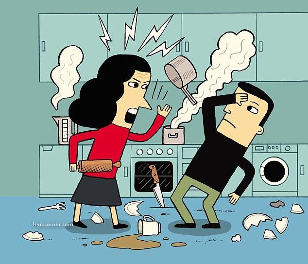 Quẻ Thiên Phong Cấu - Nữ nhân cương cường khó lấy chồng