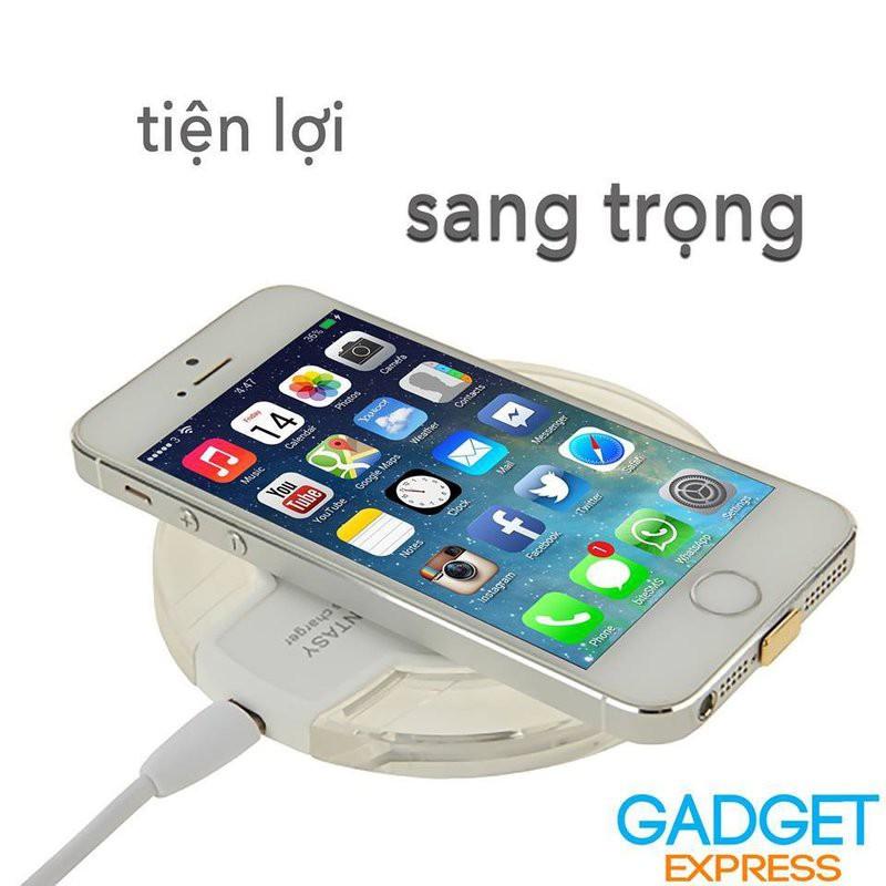 Bộ đế sạc không dây Wireless Iphone model Ichitech