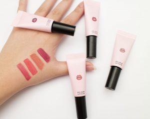 3CE Liquid Lip Colour - dòng son kem nổi bật của nhà 3CE