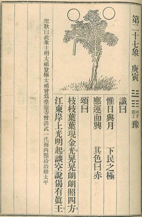 Thôi Bối Đồ tượng 27 - Chu Thái Tổ đăng cơ