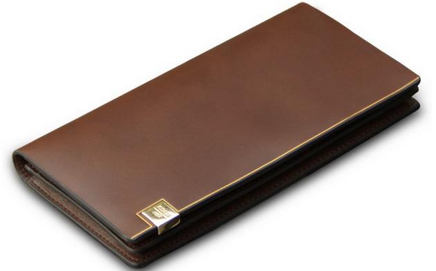 Kiểu dáng ví nam dài ấn tượng, độc đáo và nổi bật