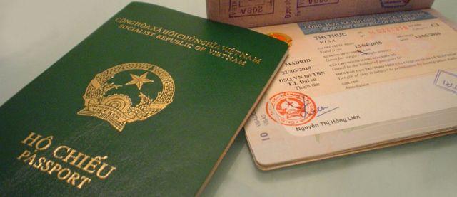 Chi phí xin visa Hàn Quốc