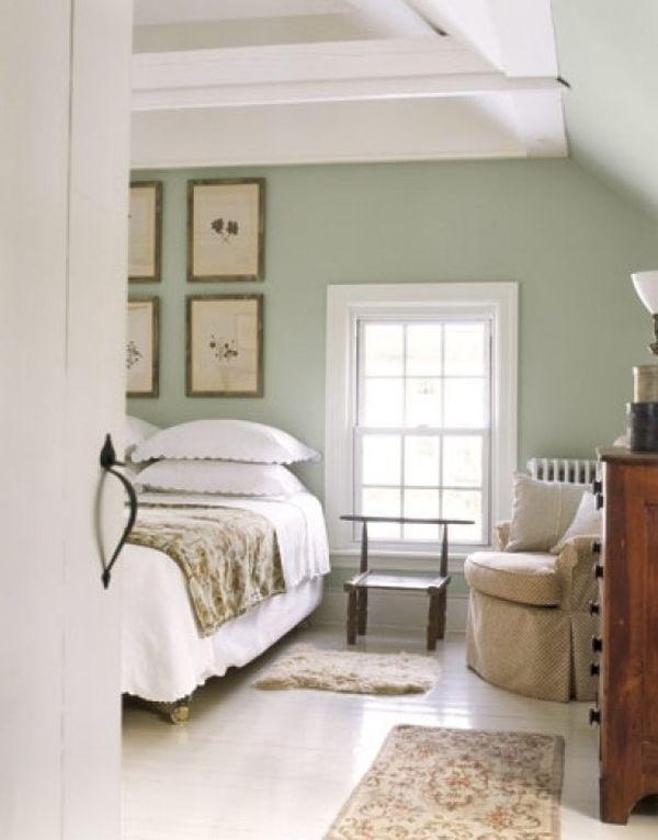 phòng ngủ màu sắc