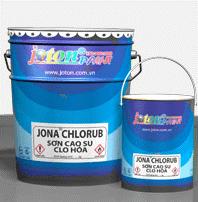 Sản phẩm sơn cao su Clo hóa Joton
