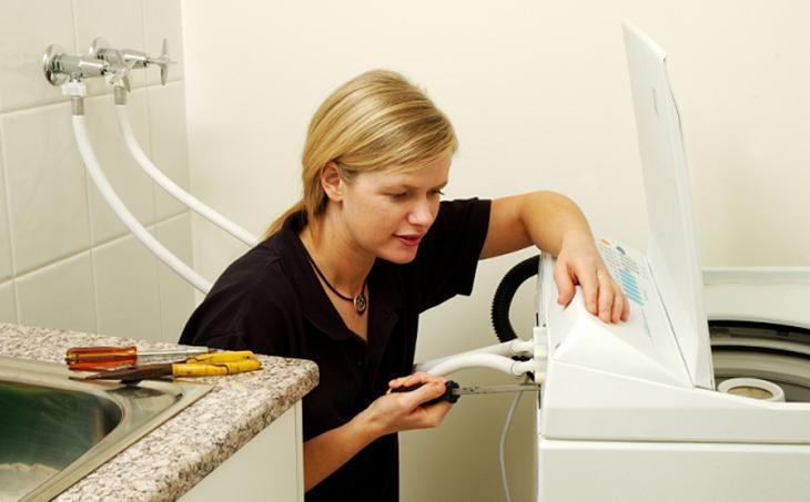 Hướng dẫn cách sửa máy giặt