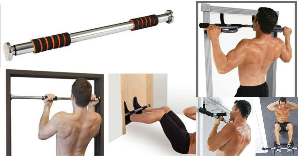 Tác dụng tuyệt vời của việc luyện tập xà đơn đối với cơ thể