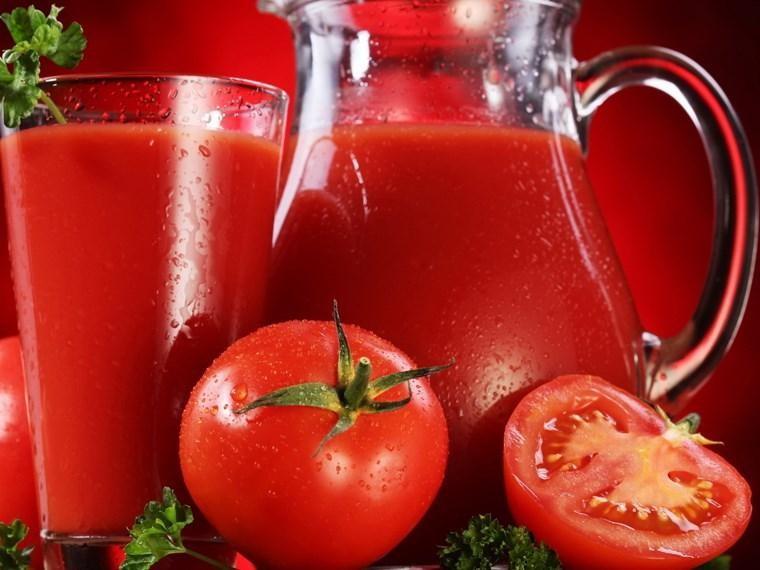 Cà chua – loại quả có công dụng tuyệt vời trị ung thư đã được chứng minh.