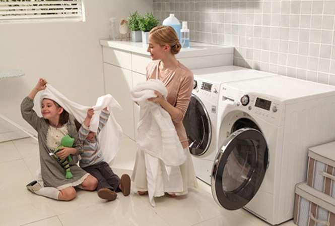 Bí quyết lựa chọn và sử dụng máy giặt kèm tính năng sấy