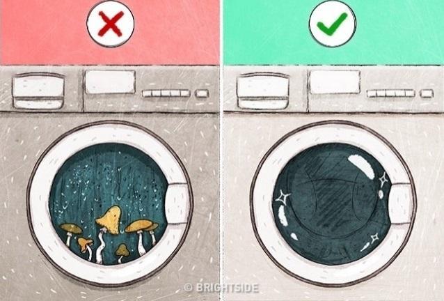 Bột giặt chuyên dụng giúp quần áo nhanh sạch hơn