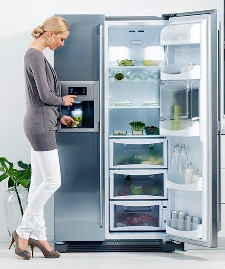 Cần lựa chọn tủ lạnh có dung tích phù hợp với từng gia đình
