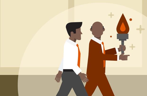 Mentor giúp bạn định hướng đúng và giữ bầu nhiệt huyết khởi nghiệp trong bạn