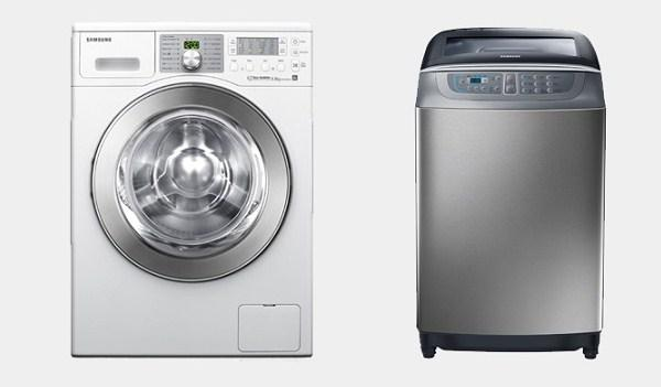 Giấm là nguyên liệu được cho là phù hợp với việc vệ sinh máy giặt