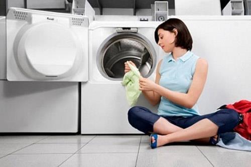 Vệ sinh máy giặt đừng quên những vị trí này nhé