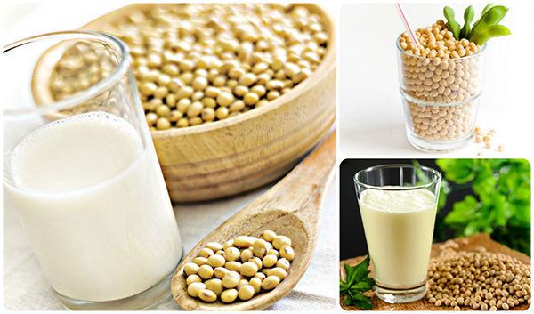 Bà bầu uống sữa đậu nành trong thai kì liệu có tốt?