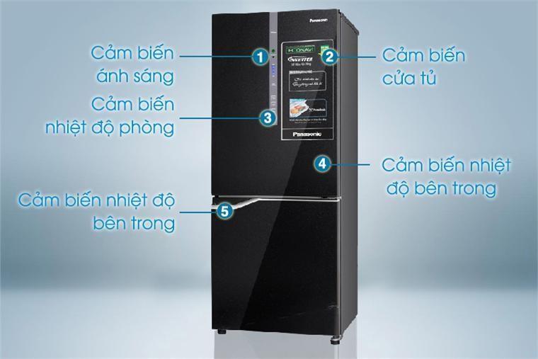 Tủ lạnh Panasonic NR – BV288GKVN