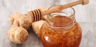 Sử dụng và cách bảo quản nghệ tươi ngâm mật ong