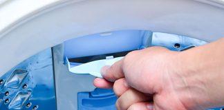 Tìm hiểu về khay đựng bột giặt của máy giặt AQUA