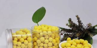 Uống viên nghệ mật ong có tác dụng gì?