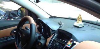 mẫu bọc ghế da ô tô