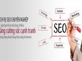 Dịch vụ seo top google uy tính, chất lượng nhất tại Việt Nam