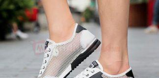 Giày thể thao là lựa chọn an toàn và phù hợp cho mọi hoạt động thường ngày