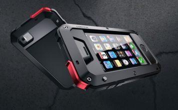 Ốp điện thoại chống va đập giúp bảo vệ điện thoại