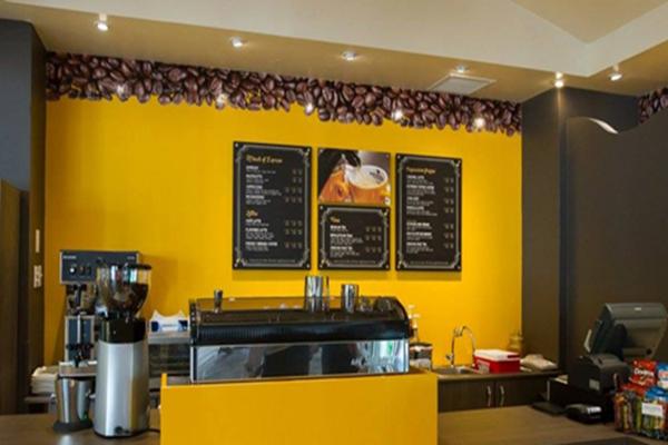 Hướng dẫn chọn màu sơn cho quán cà phê theo từng tone màu