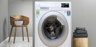 Các chế độ giặt của máy giặt Electrolux cửa ngang