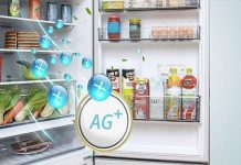 Đặc điểm nổi bật của tủ lạnh Panasonic 135 lít nr bj158ssv1