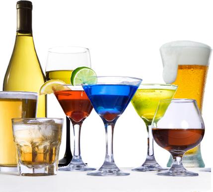 Hạn chế sử dụng đồ uống có cồn