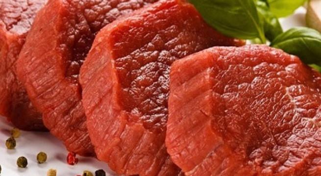 Không ăn quá nhiều các loại thịt đỏ