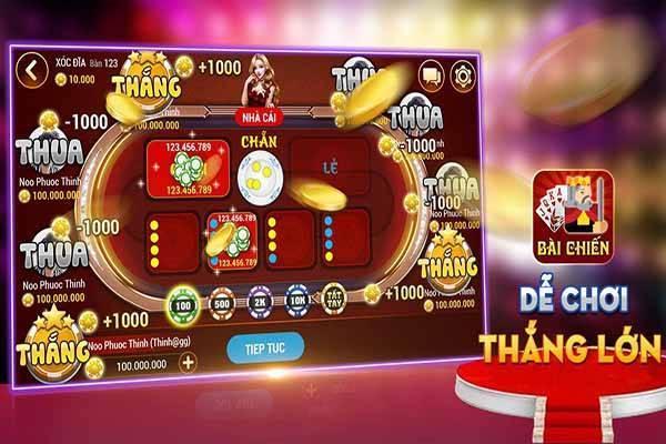 choi game bai doi thuong