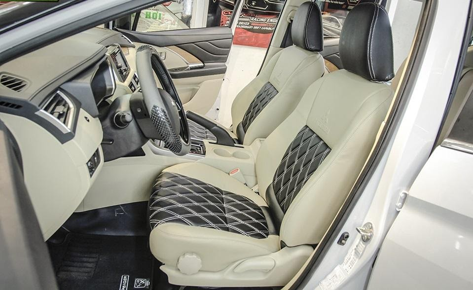 Bọc ghế cho xe Kia giúp tăng độ sang trọng và đẳng cấp cho chiếc xe và chủ nhân