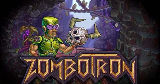 Zombotron – Game y8 2 người bắn súng được yêu thích nhất