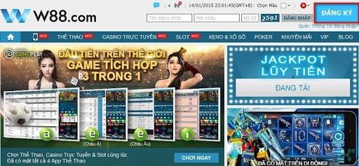 Nhiều thể loại game hấp dẫn nhất tại thế giới cá cược online w88yes